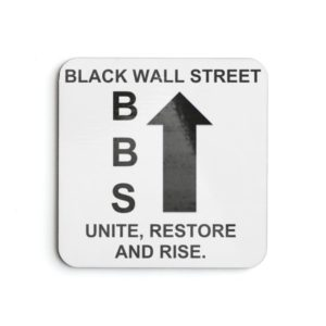 black-wall-street-coaster